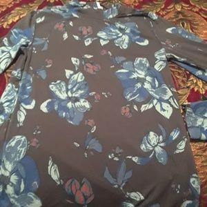 Free People blouse large ☺